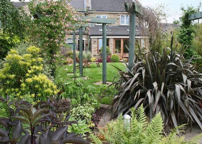 Small Family Garden